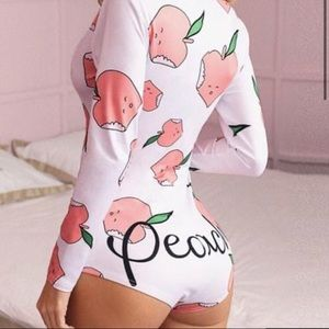 Pants & Jumpsuits - 🍑 Peachy Lounge Romper